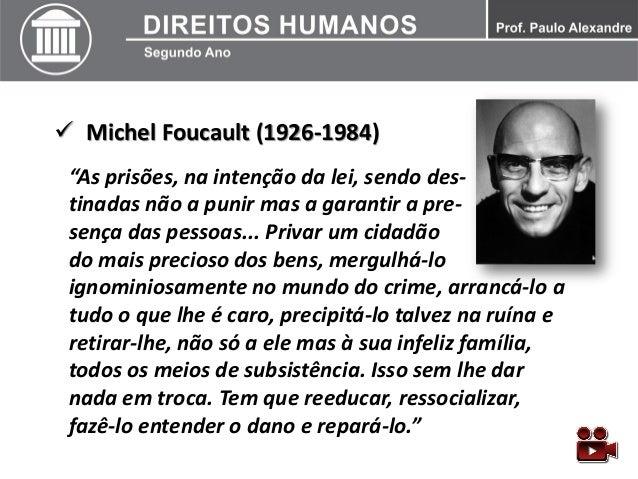 Tag Foucault Vigiar E Punir Frases