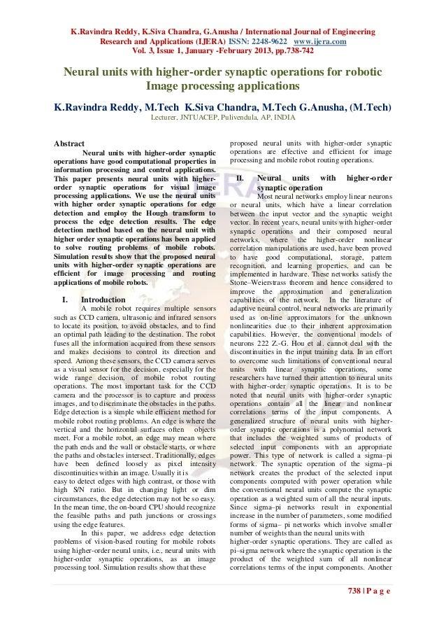 K.Ravindra Reddy, K.Siva Chandra, G.Anusha / International Journal of Engineering              Research and Applications (...