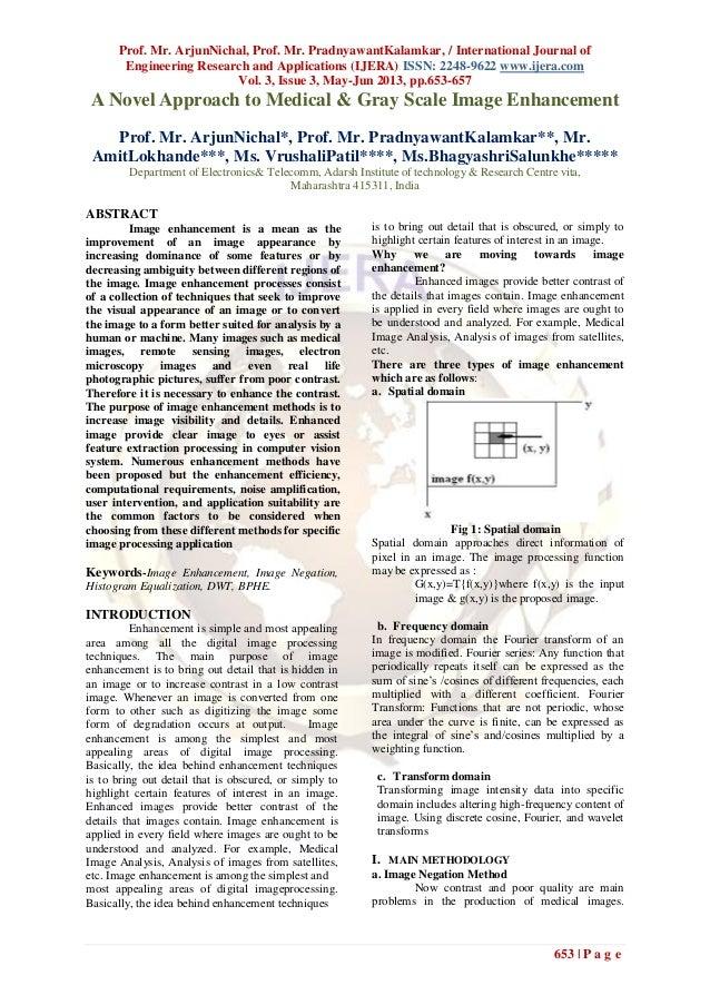 Prof. Mr. ArjunNichal, Prof. Mr. PradnyawantKalamkar, / International Journal ofEngineering Research and Applications (IJE...