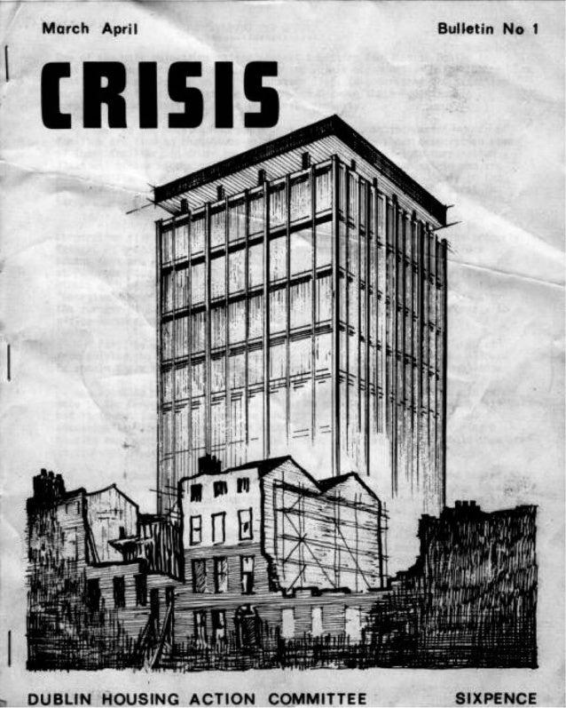 Dublin housing Action Committee Bulletin no.1 (1969?)
