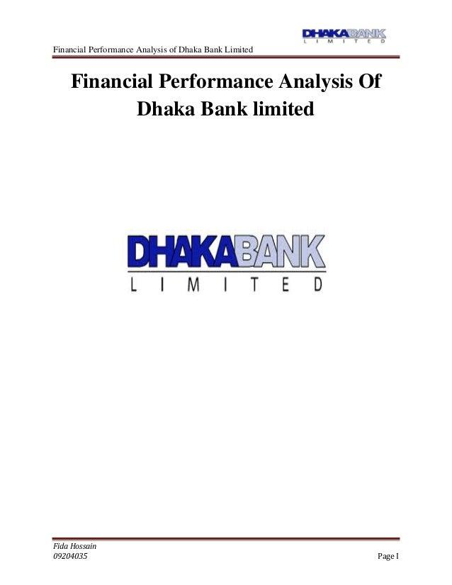 internship report of dbl