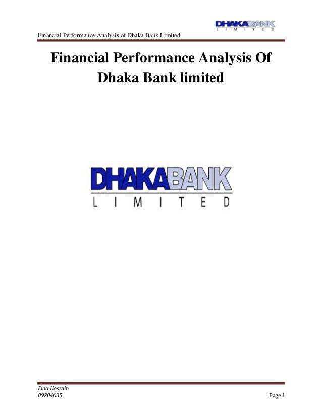 performance of dhaka bank limited Hrm practices in dhaka bank limited download hrm practices in dhaka bank limited uploaded by asad rana.