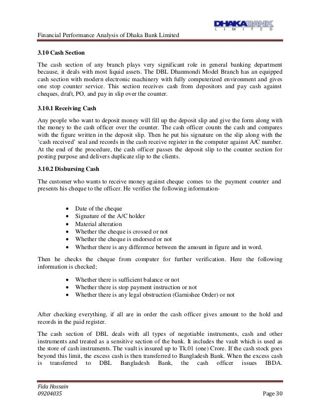 content bank financial analysis thesis Example essay of financial analysis and financial rations.