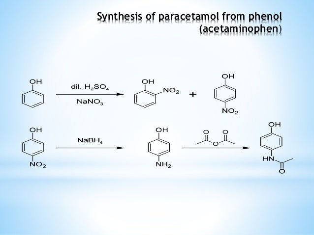 acetaminophen synthesis 1 the problem statement, all variables and given/known data to convert acetaminophen to phenacetin it was added naoh in ethanol and then ethyl iodide.