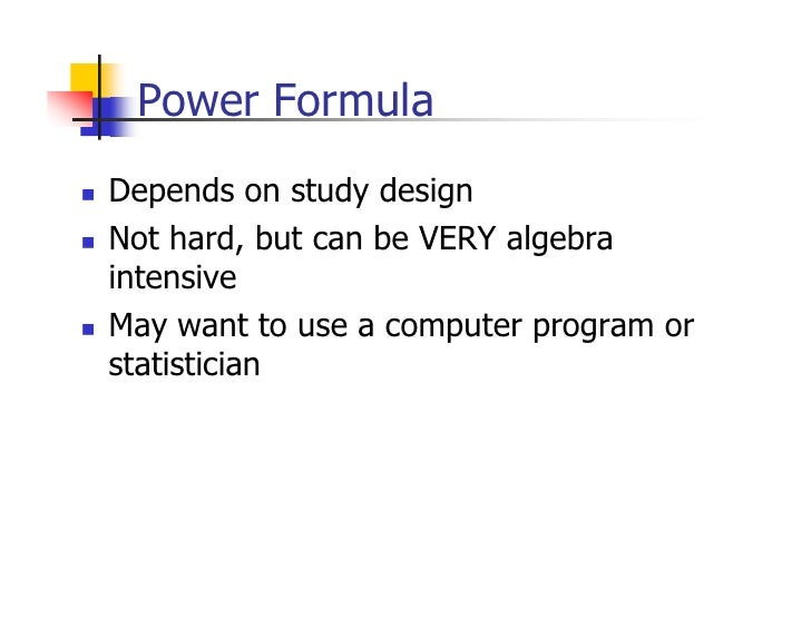 How do I calculate statistical power? | Effect Size FAQs