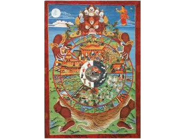 • AS QUATRO NOBRES VERDADES  Segundo Buda a condição humana é suprema. O Homem  é o seu próprio mestre e não existe nem se...