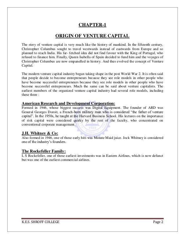 AC Capital Venture