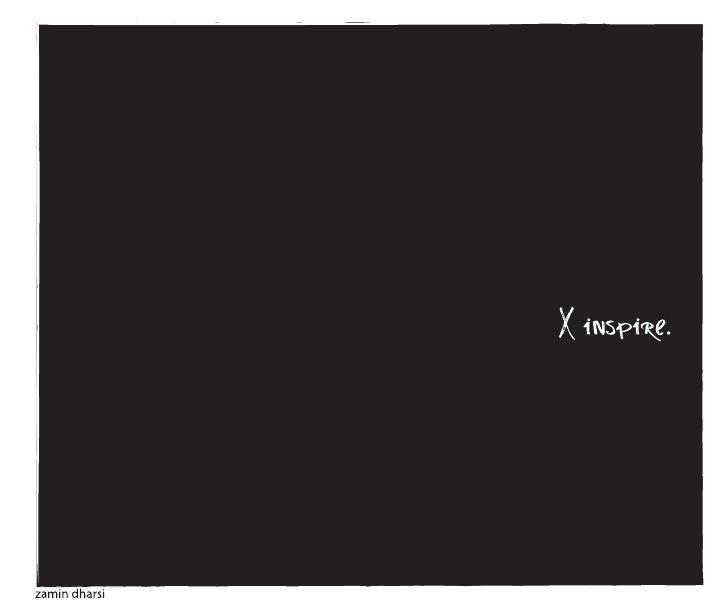 X Inspire.