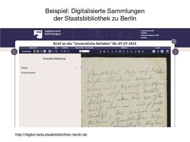 Beispiel: Europeana 4D Raum/Zeitvisualisierung  Metadaten als Forschungsdaten http://dev2.dariah.eu/e4d/