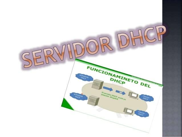 DHCP Slide 2