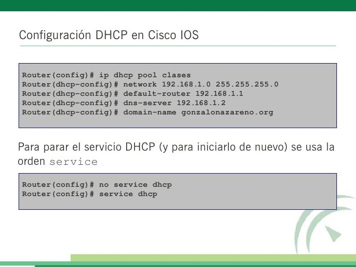 Dhcp cisco i for Show dhcp pool cisco switch