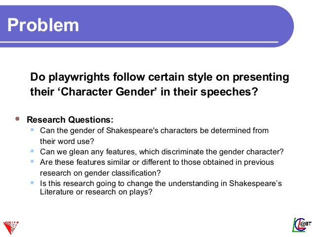 a linguistic analysis of shakespeares works Analysis and discussion of macbeth  any reader of shakespeare's  plays, including native speakers of english, is most likely to  since dealing with  linguistic and biblical matters in this essay, secondary sources included material .