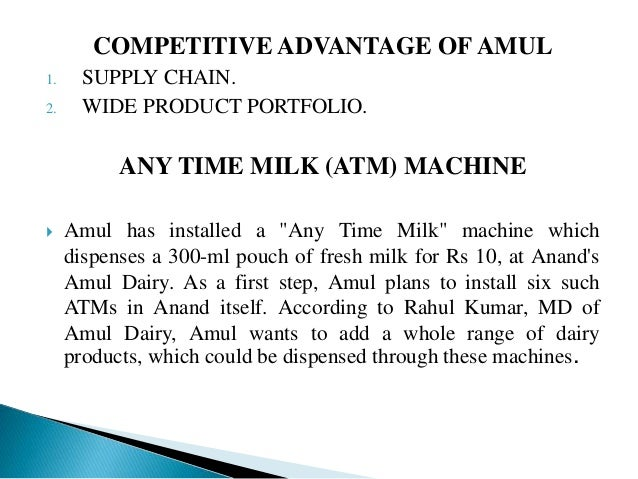 Amul Chocolates SWOT Analysis, Competitors & USP