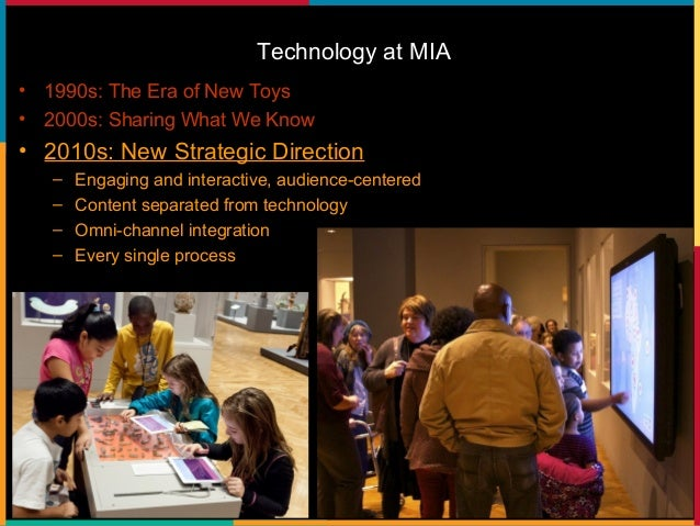 • Technology = Strategic – Central (not peripheral) – Essential (not preferable) – Vital to the sustainability of the orga...