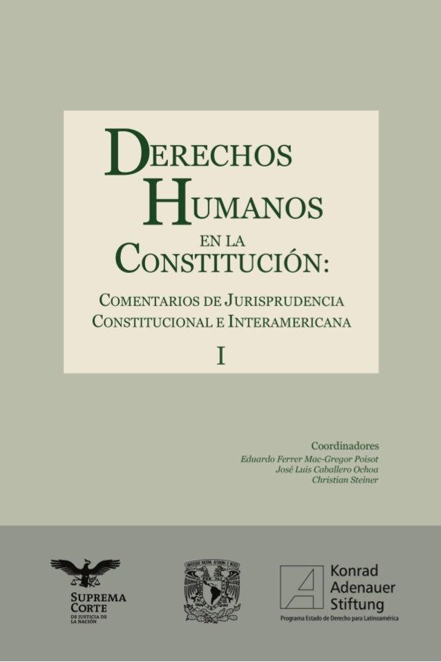 Sistema Bibliotecario de la Suprema Corte de Justicia de la Nación Catalogación Primera edición: noviembre de 2013 D.R. © ...