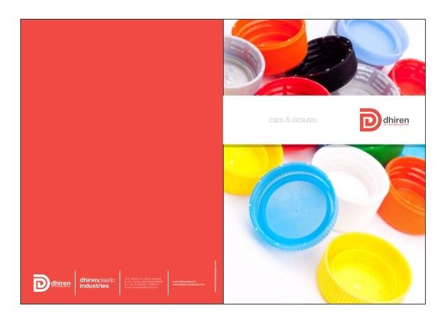 Plastic Caps & Pumps By Dhiren Plastic Industries