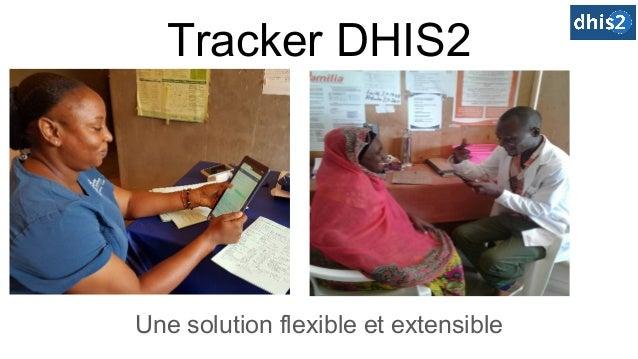 Tracker DHIS2 Une solution flexible et extensible