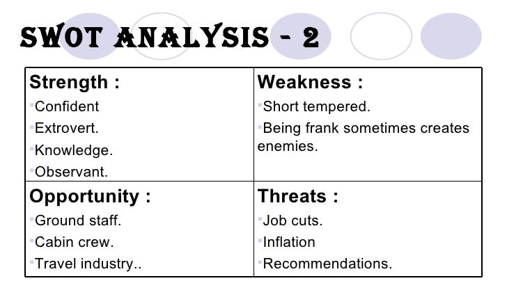 swot of qantas Free essays on qantas pestle for students use our papers to help you with yours 1 - 30.