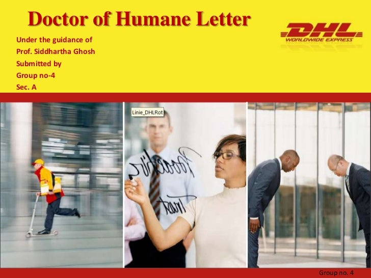 Doctor of Humane Letter<br />Under the guidance of<br />Prof. Siddhartha Ghosh<br />Submitted by<br />Group no-4<br />Sec....
