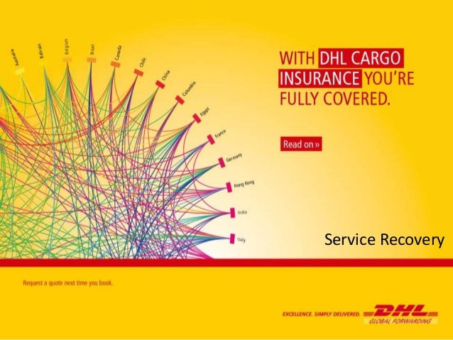 Dhl Quote Best Marketing Strategy Of DHL Express Ltd