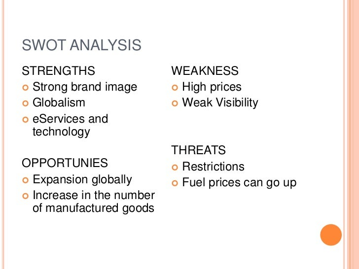 dhl express swot analysis View lane dillard's profile on linkedin dhl express account executive with demonstrated success in customer support created swot analysis.