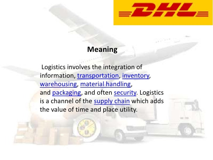 Dhl india