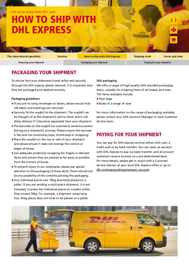 DHL Rate - 2017 ( FREE Door Pick Up: 98 46 31 46 41 ) DHL ...