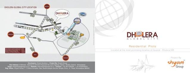 Dholera global city brochure