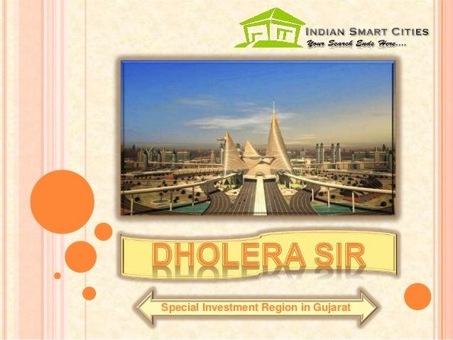 Special Investment Region in Gujarat