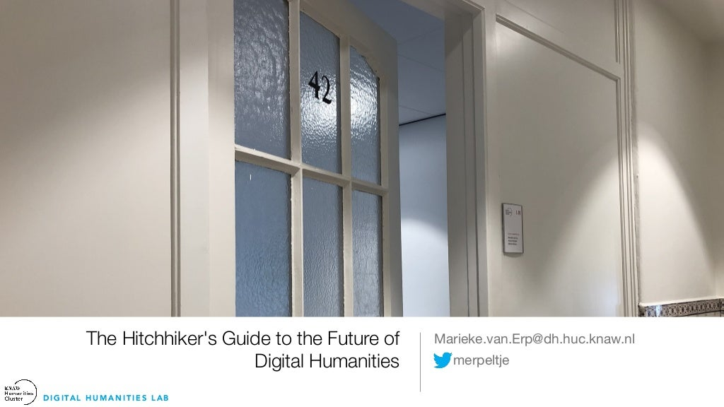 Digital Humanities For History - cover