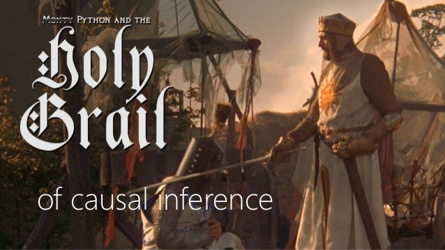 Python and the Holy Grail of Causal Inference - Dennis