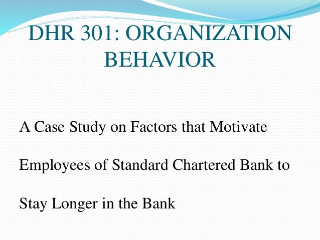 organization behavior case study A case study of organizational behavior: conflict management to create a footprint in the telecommunication business & operation support system (bss and oss) a well known fortune 500 company, olite (name changed) , acquired a leading software company in the billing and revenue management sector named ptl (name changed) in the year 2004.