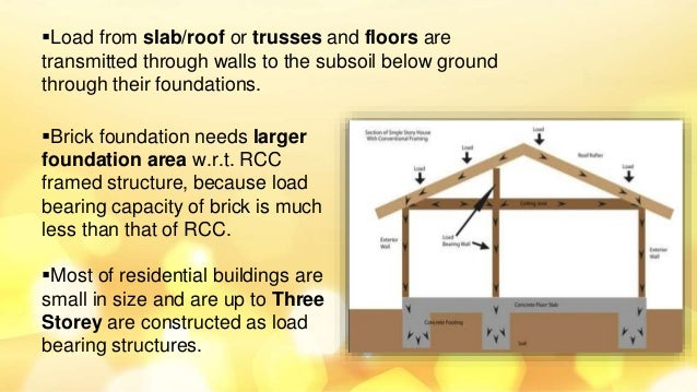 rcc framed structure advantages