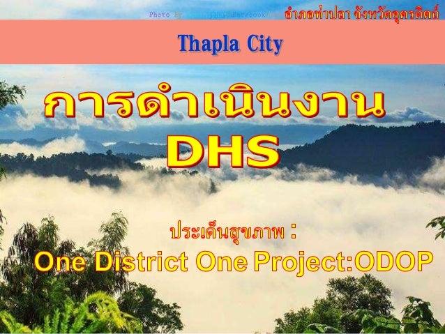 Thapla City