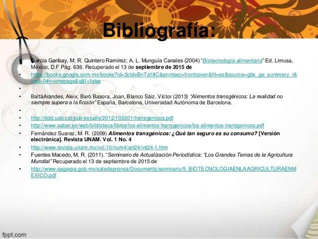 biotecnologia alimentaria garcia garibay
