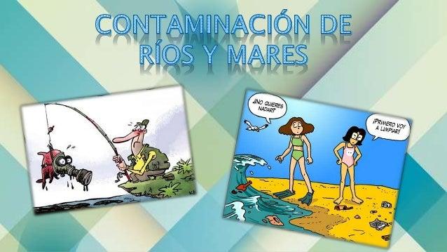 Los ríos y los océanos de la Tierra se encuentran en un proceso muy grave de deterioro. Los vastos recursos de los océanos...