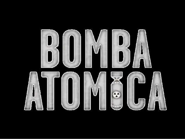 O Criador da Bomba Atômica