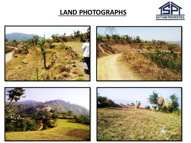 LAND PHOTOGRAPHS