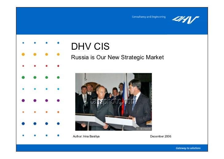 Dhv cis market