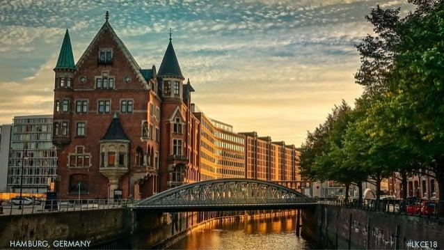 HAMBURG, GERMANY #LKCE18