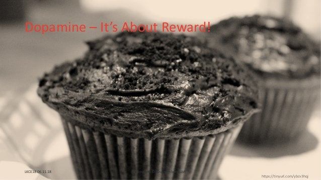 Dopamine – It's About Reward! https://tinyurl.com/ybcv3hqj Copyright © flow.hamburg GbRLKCE18 06.11.18