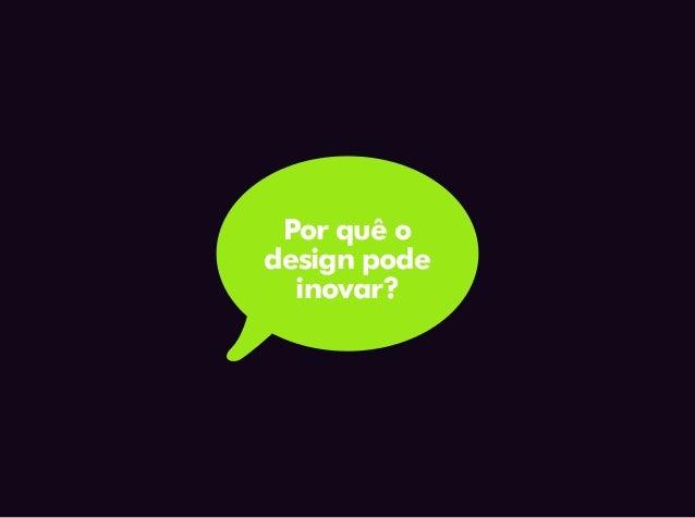 Inovação e Design Slide 2