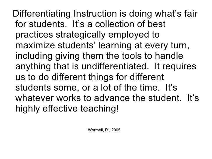 Discover ideas about Differentiated Instruction
