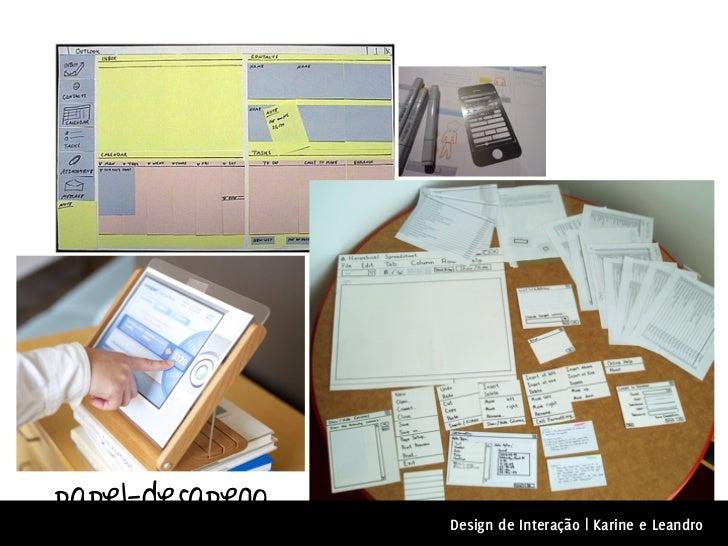 papel=desapego                 Design de Interação | Karine e Leandro
