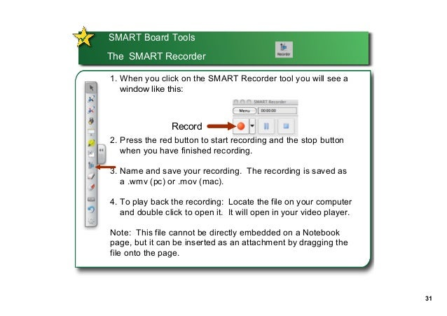 Differentiating Instruction using SMART Notebook Software