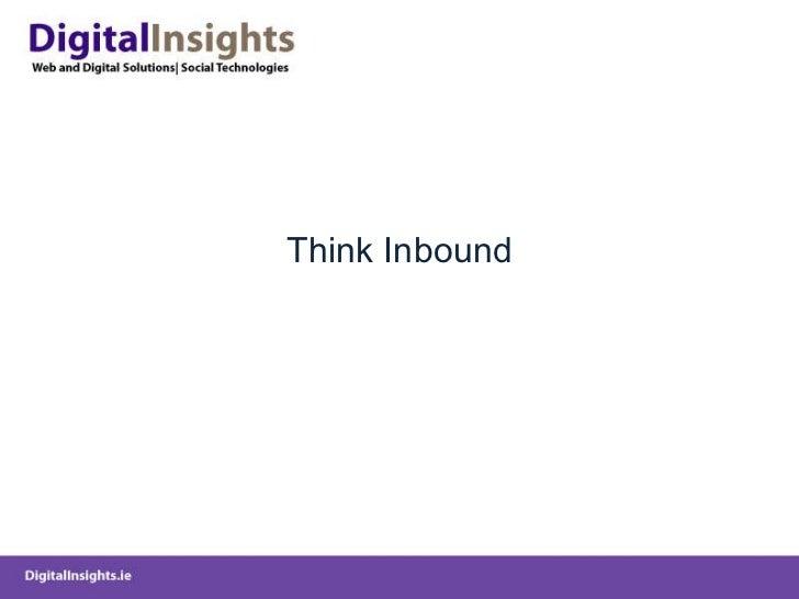 Think Inbound