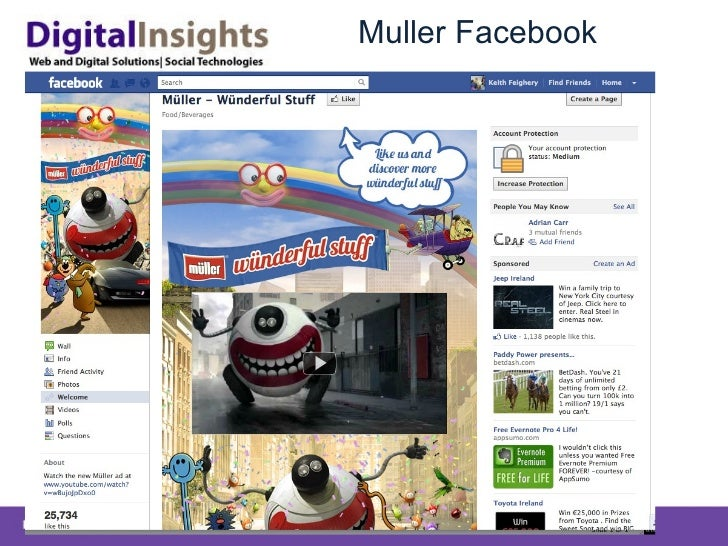 Muller Facebook