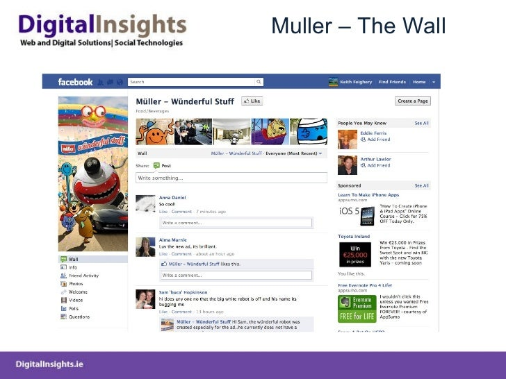 Muller – The Wall