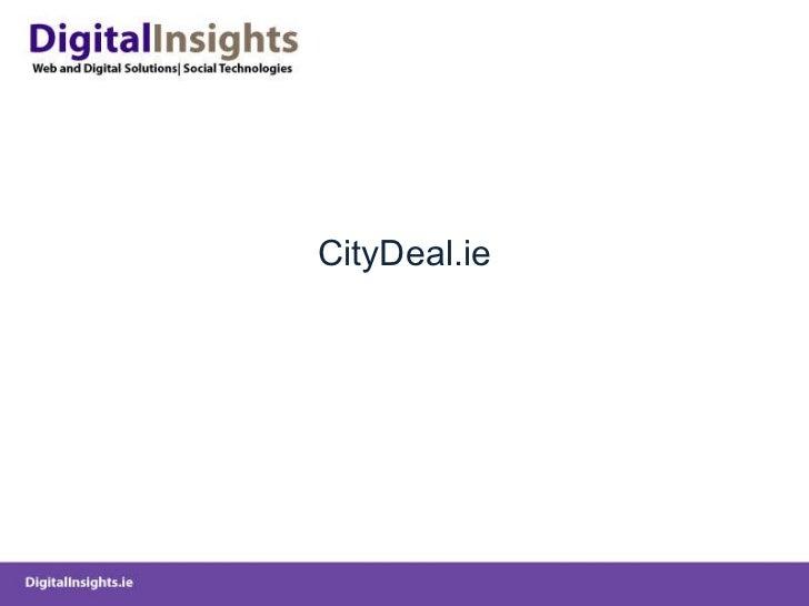 CityDeal.ie