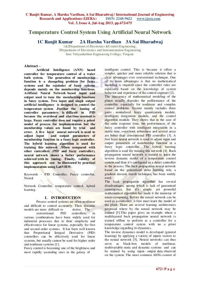C Ranjit Kumar, A Harsha Vardhan, A Sai Bharadwaj / International Journal of Engineering Research and Applications (IJERA)...